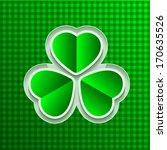 vector st. patrick's day...   Shutterstock .eps vector #170635526