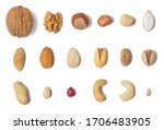 Different Types Of Nuts In...