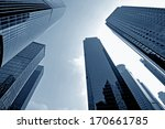 office building as the... | Shutterstock . vector #170661785