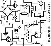 Circuit Diagram Seamless...