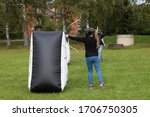 Archery Tag Games In Field