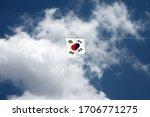 korea Taegeukgi Republic of Korea south korean flag