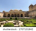 Amber Sheesh Mahal Garden At...