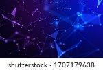 concept of network  internet... | Shutterstock . vector #1707179638