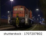 Type 294 Red Shunting...