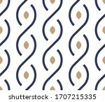 minimal seamless wallpaper... | Shutterstock .eps vector #1707215335