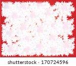 winter motif | Shutterstock .eps vector #170724596