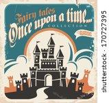Vintage Fairy Tales Vector...