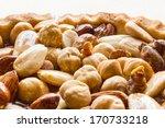 tarts of  dried fruit | Shutterstock . vector #170733218