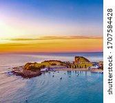 Terrigal Beach Sunrise Over The ...