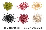 Collection Of Mix Bean   Red...