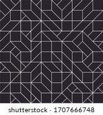 Isometric Geometry Pattern In...