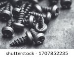 Tapping Screw Made Of Steel On...