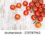 Cherry Tomatoes. Cherry...
