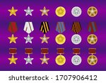 game awards medal collection....