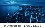 Seattle Rooftop Panorama View...