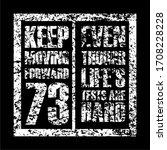 motivation  words design ... | Shutterstock .eps vector #1708228228
