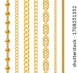 Golden Chain. Seamless Luxury...