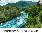 River Fui  Panguipulli ...