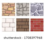 wall game textures. seamless...