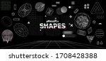 modern universal trendy... | Shutterstock .eps vector #1708428388
