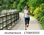 beautiful healthy lifestyle... | Shutterstock . vector #170845055