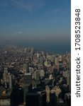 Afternoon Light In Chicago Wit...