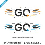 go   go ahead latter tag icon...   Shutterstock .eps vector #1708586662