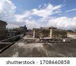 A Panasonic view of Rawalpindi city from two storey building.