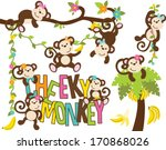 Girl Monkeys / Cheeky Monkey