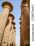 magnificent columns of the... | Shutterstock . vector #170873492