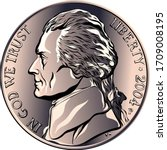 Jefferson Nickel  American...