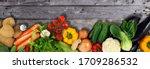 Various Fresh Vegetables From...