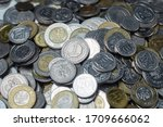 polish currency    Shutterstock . vector #1709666062