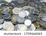 polish currency   Shutterstock . vector #1709666065