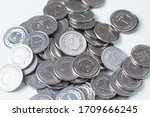 polish currency   Shutterstock . vector #1709666245