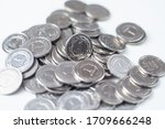polish currency    Shutterstock . vector #1709666248