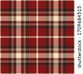 tartan scotland seamless plaid... | Shutterstock .eps vector #1709684515