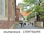 Street View Of Muenster City ...