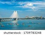 Mumbai Skyline Bandra   Worli...