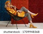 Full Length Studio Fashion...