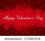 happy valentine    s day | Shutterstock . vector #171001916