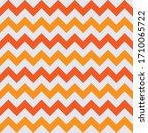 Abstract White Orange Geometri...