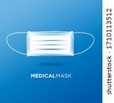vector illustration of medical... | Shutterstock .eps vector #1710113512