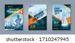 business flyer poster design... | Shutterstock .eps vector #1710247945
