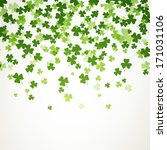 abstract,background,celebration,celtic,clover,culture,day,decoration,design,floral,flower,foliage,fortune,good,green