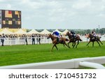 Ascot  Uk   June 16 2015  Horse ...