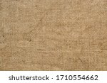 Brown Linen Fabric  Texture Of...