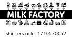 milk factory product minimal... | Shutterstock .eps vector #1710570052