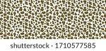 leopard texture pattern design... | Shutterstock .eps vector #1710577585